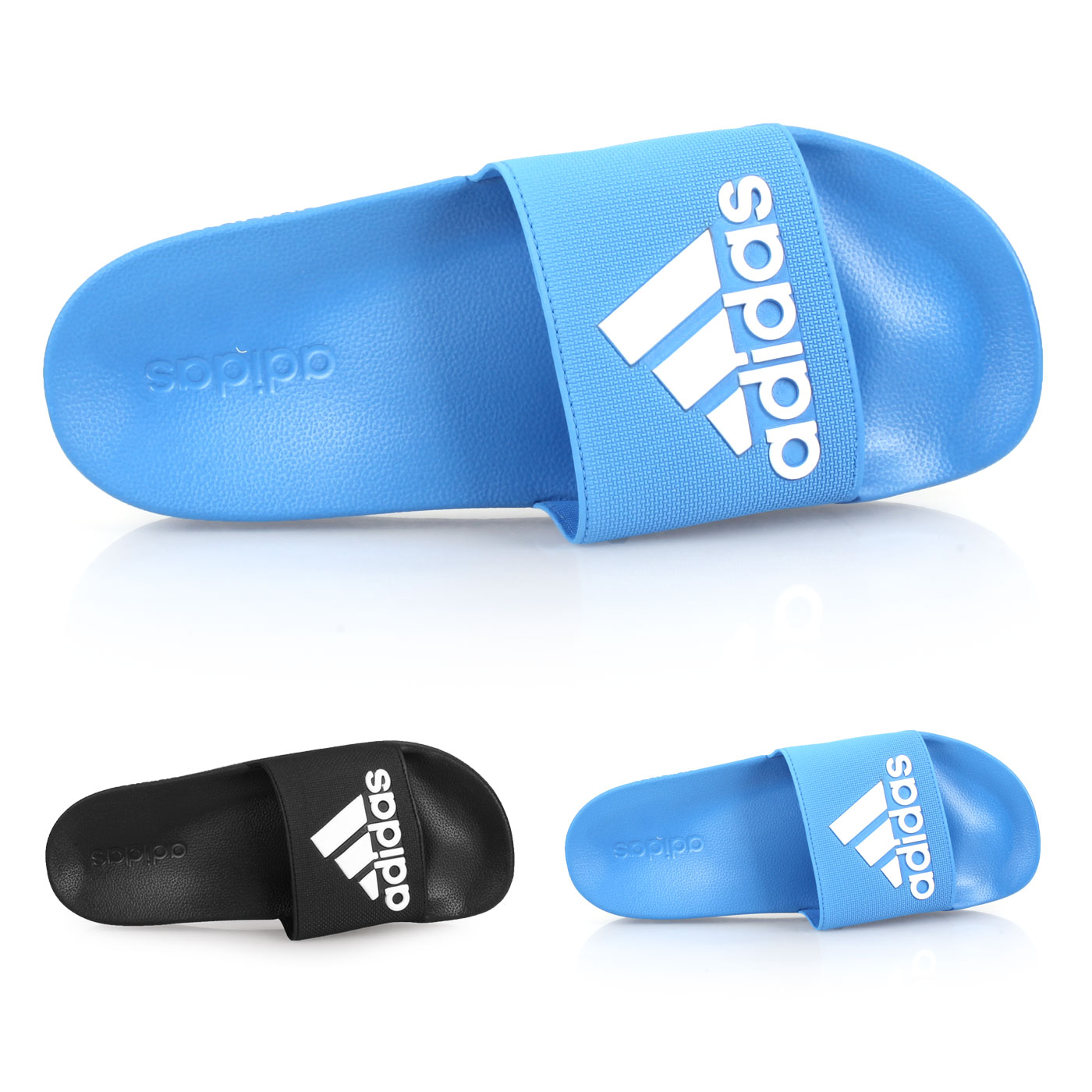 ADIDAS 運動拖鞋 F34769