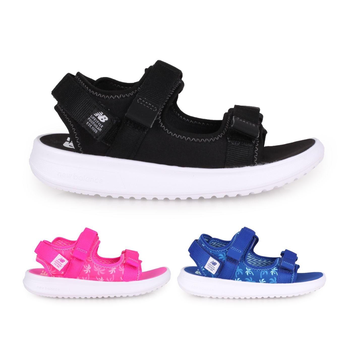 NEW BALANCE 中童運動涼鞋-W YH750BP