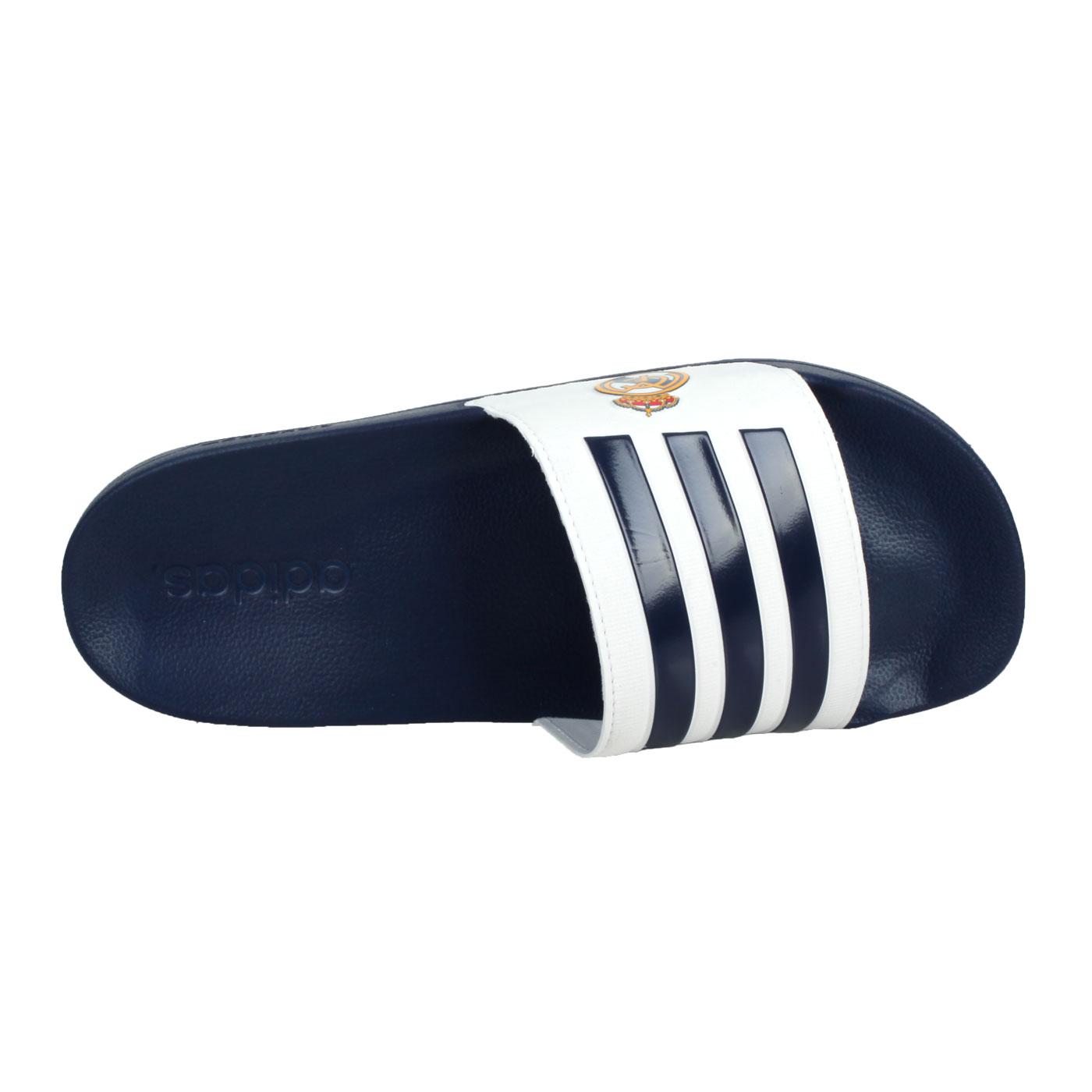 ADIDAS 運動拖鞋-皇家馬德里 FW7073