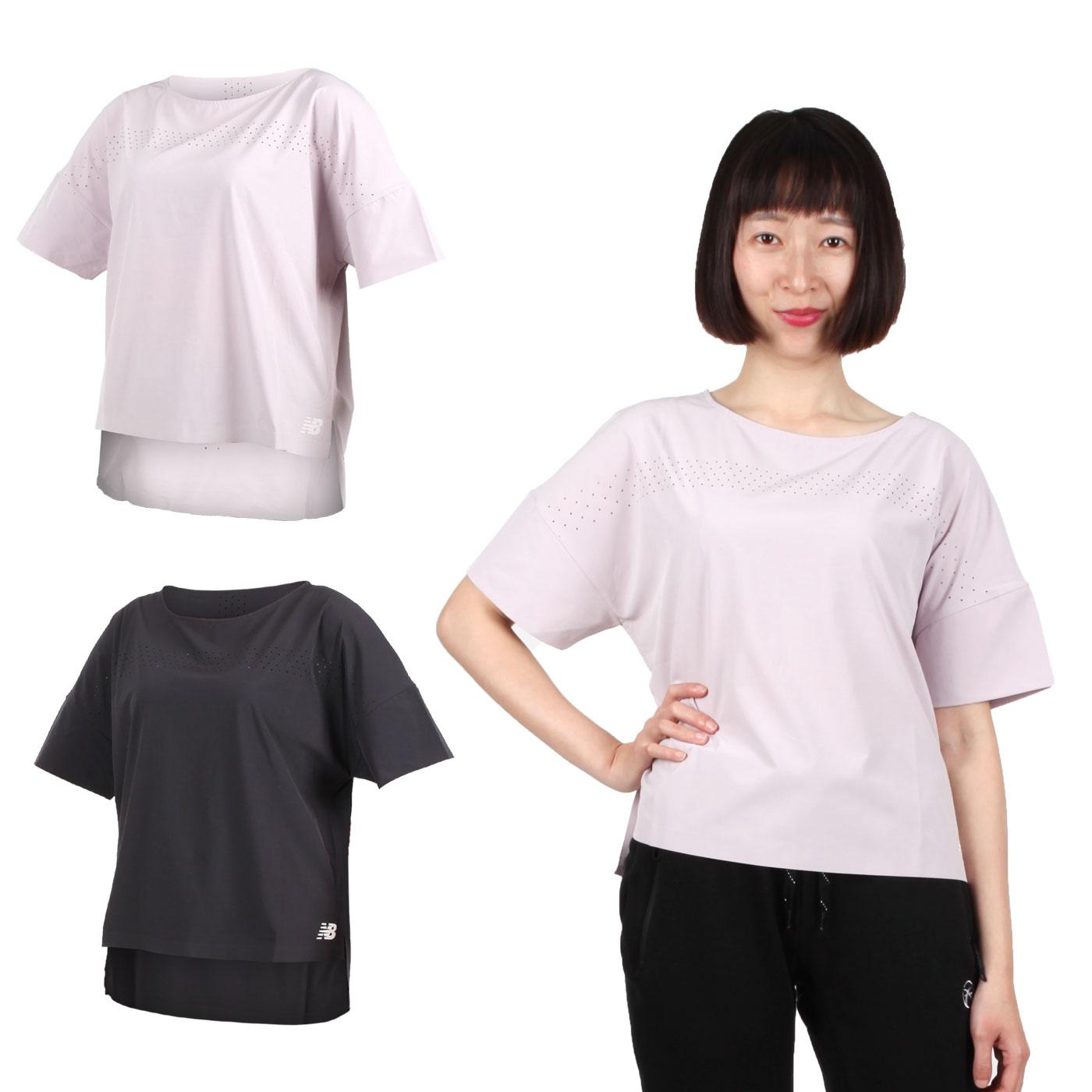 NEW BALANCE 女款短袖T恤 WT91503LCS