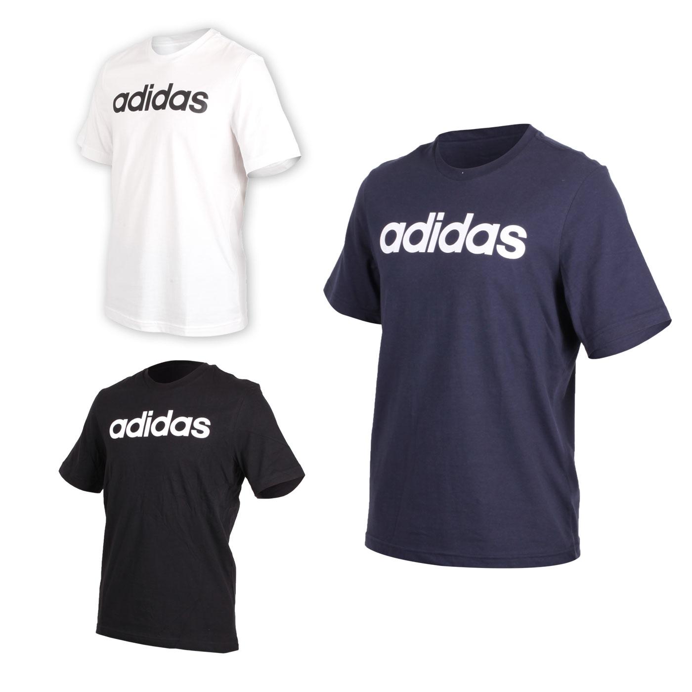 ADIDAS 男款短袖圓領T恤 DQ3056