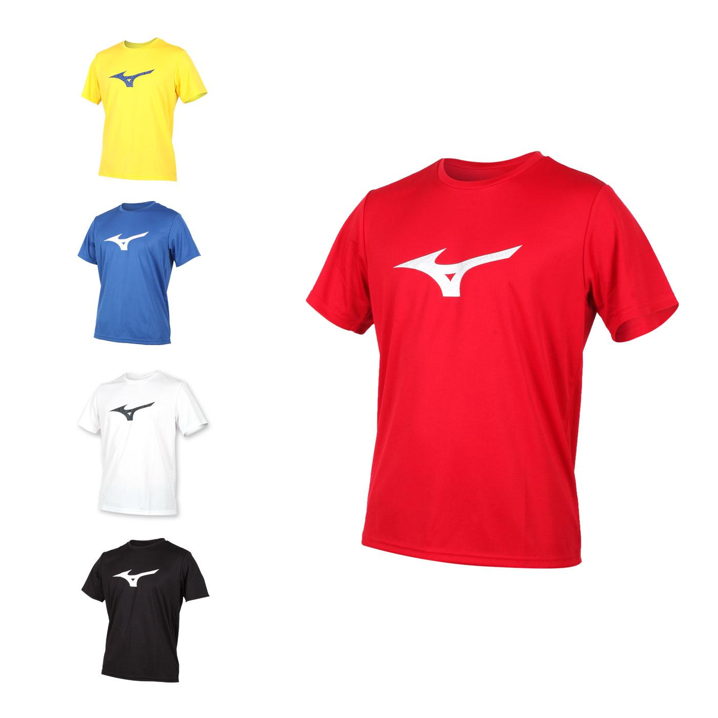 MIZUNO 男款短袖T恤 32TA000109