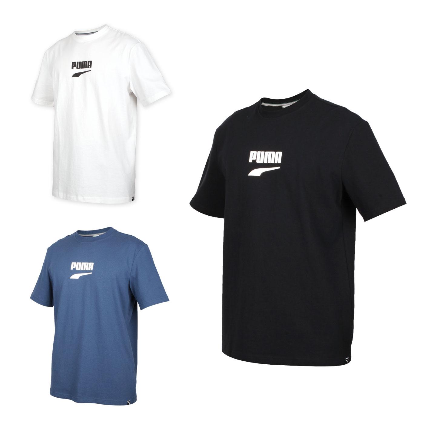 PUMA 男款流行系列短袖T恤 59636701