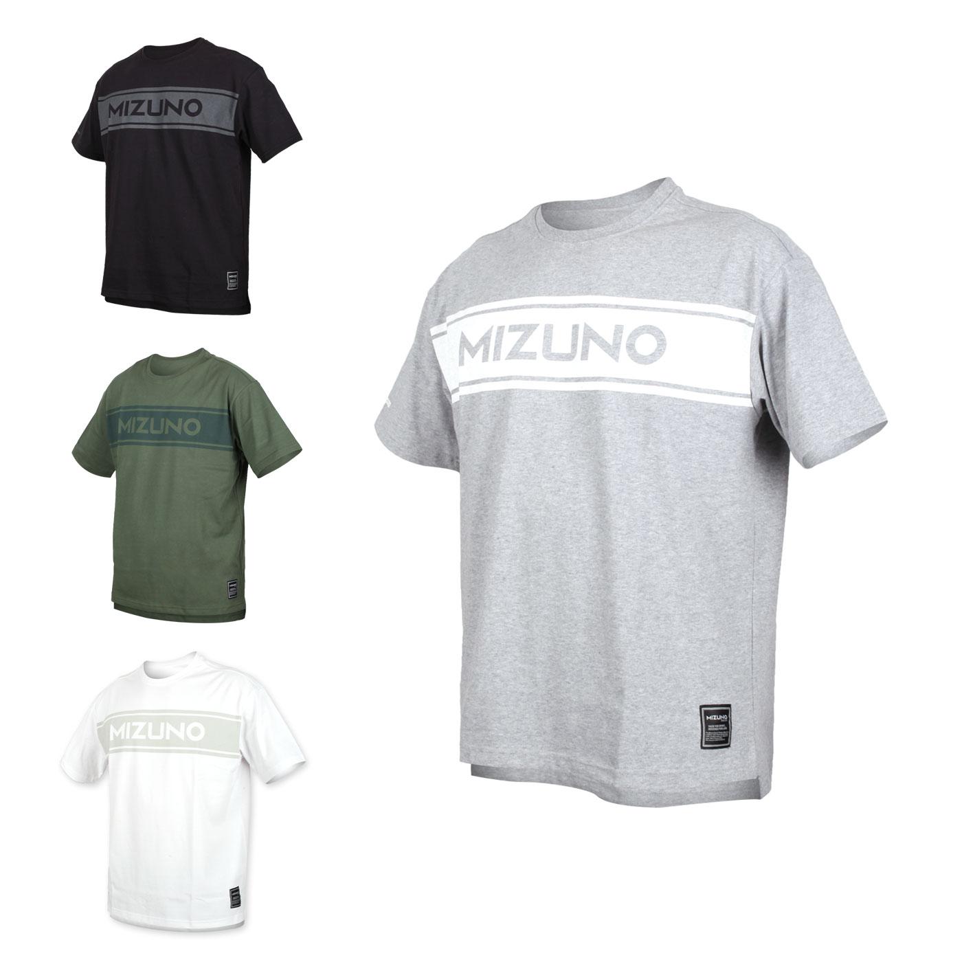 MIZUNO 男款1906系列短袖T恤 D2TA000301