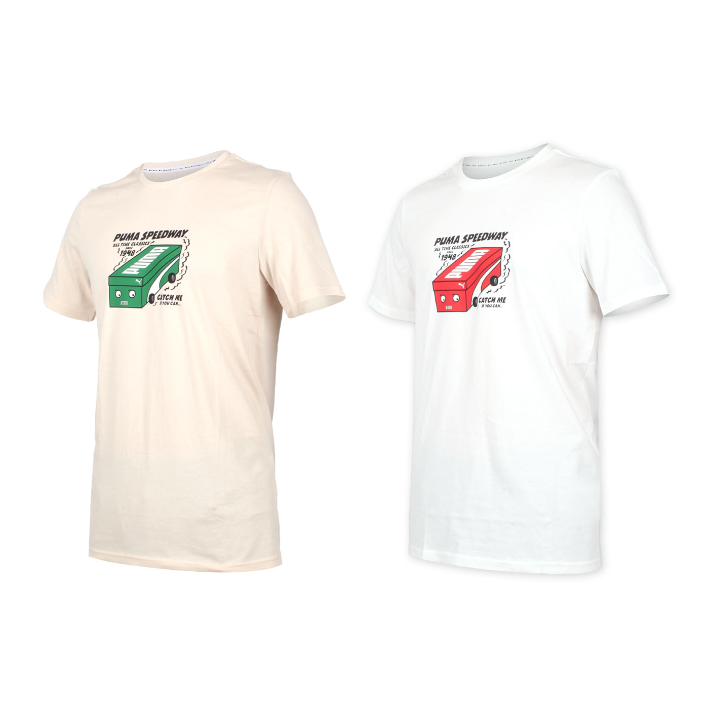 PUMA 男款流行系列短袖T恤 59862752