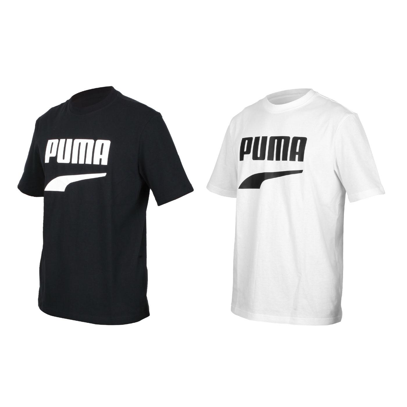 PUMA 男款流行系列短袖T恤 59762601