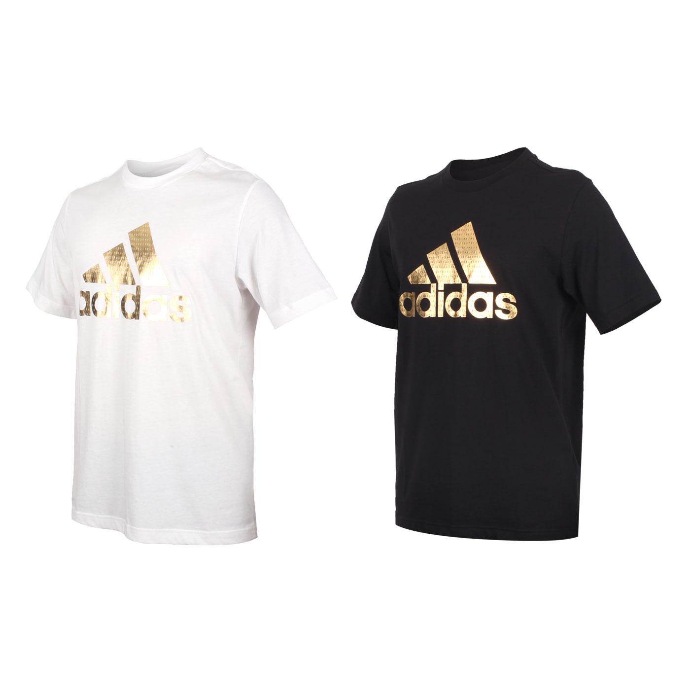 ADIDAS 男款短袖T恤 GE4688