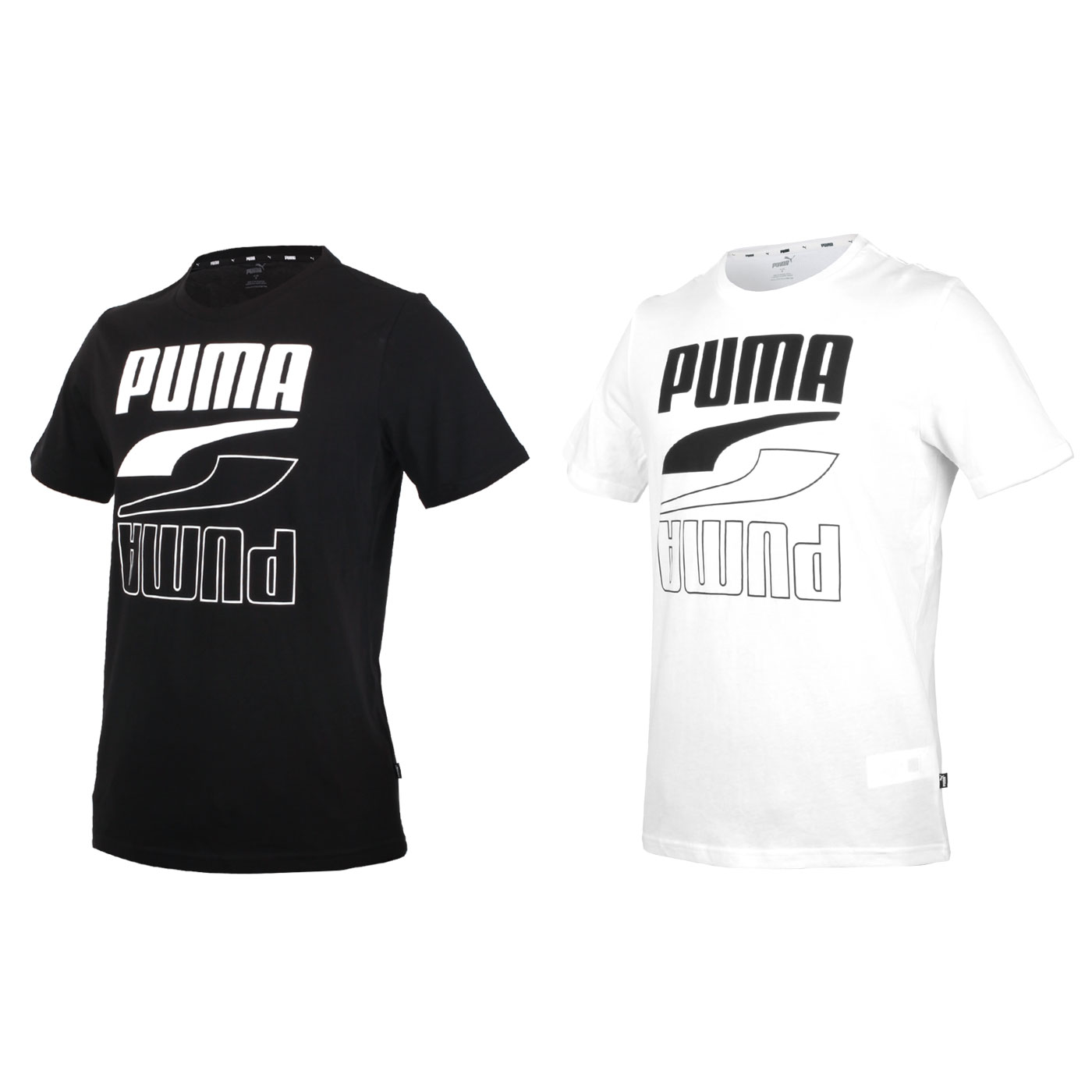 PUMA 男款基本系列短袖T恤 58348801