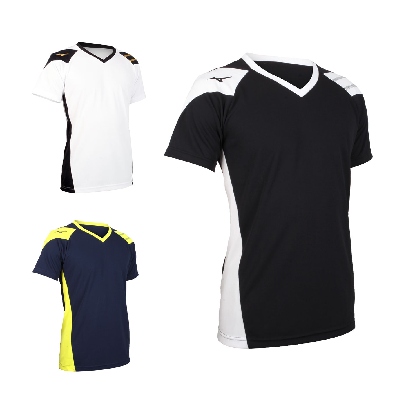 MIZUNO 排球短袖T恤 V2TA0G1601