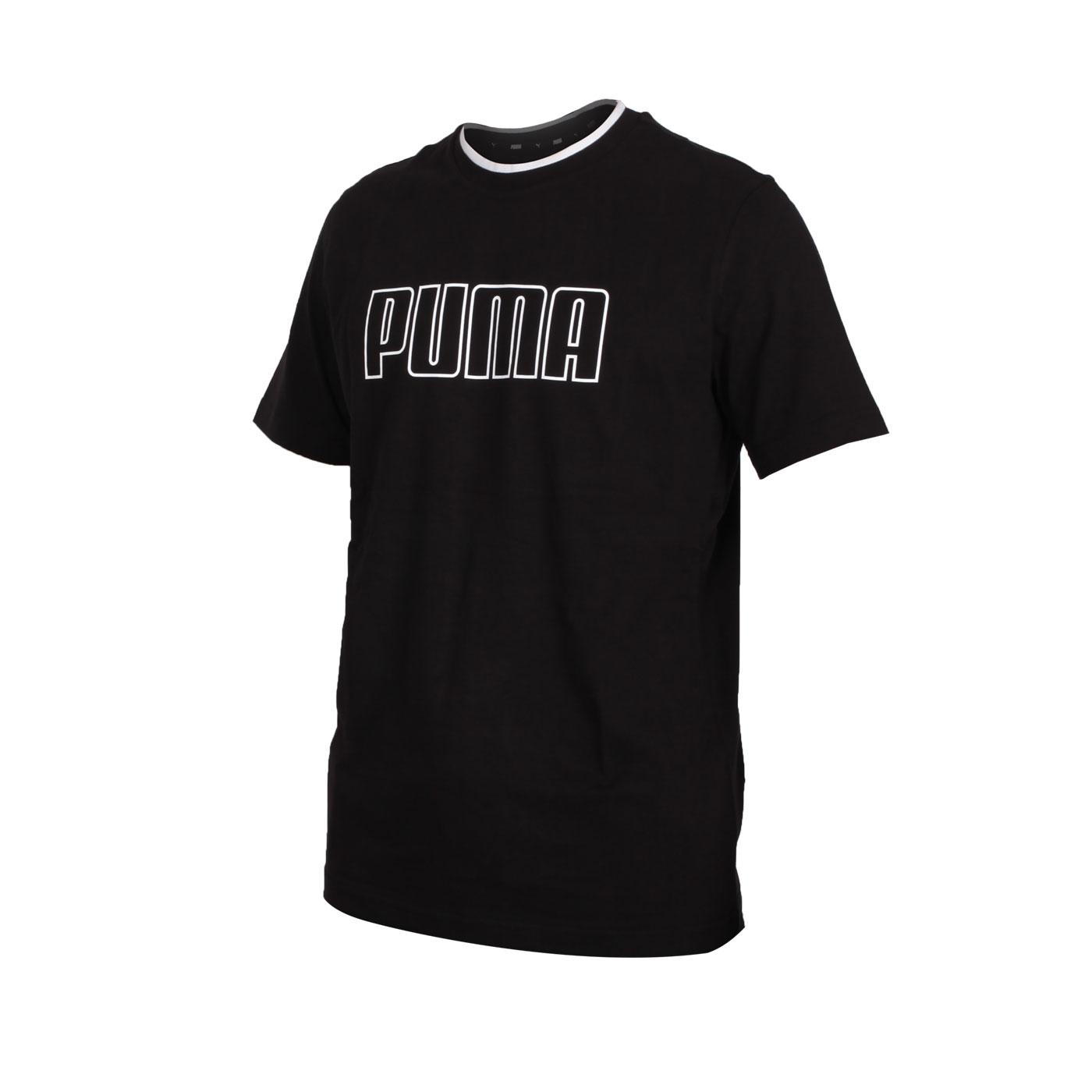 PUMA 男款基本系列短袖T恤 58716001