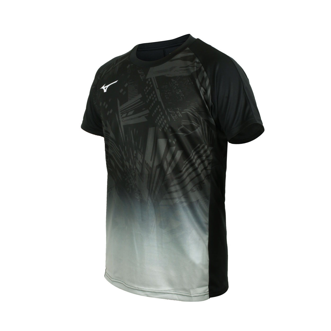 MIZUNO 男款世界大賽短袖T恤 V2MA058709