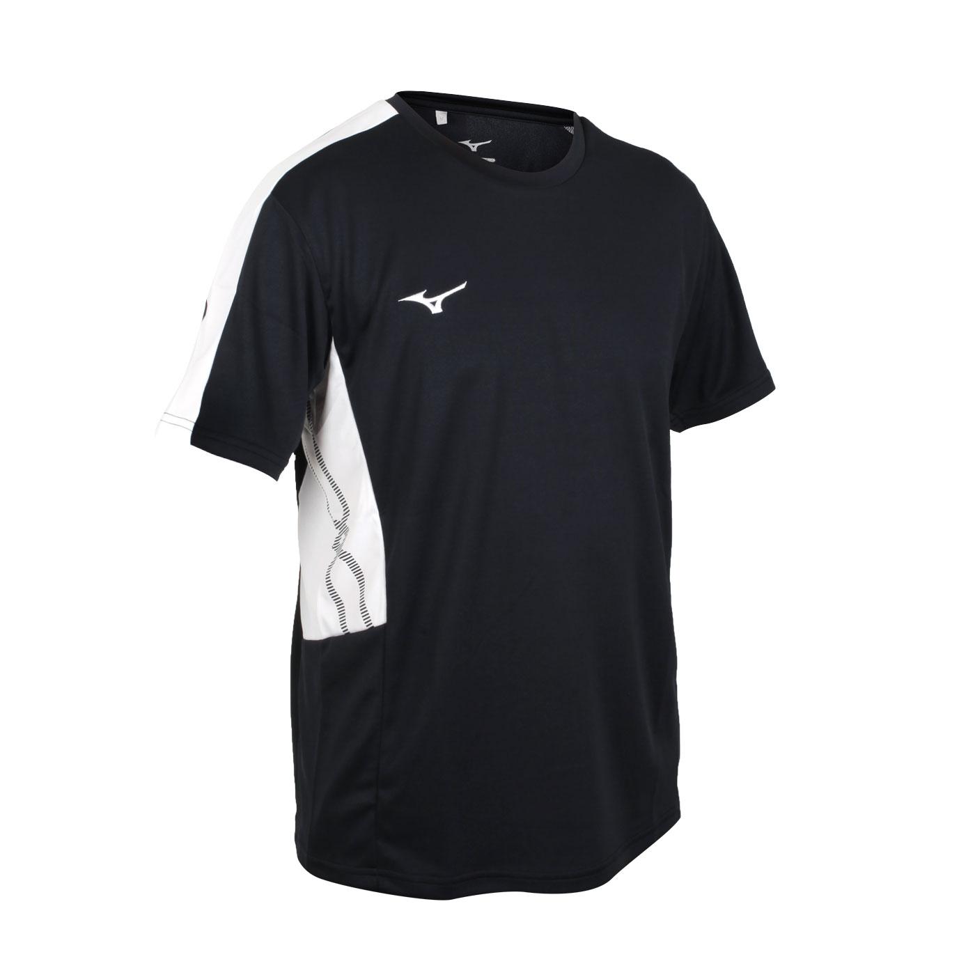 MIZUNO 男款短袖T恤 32TA101009