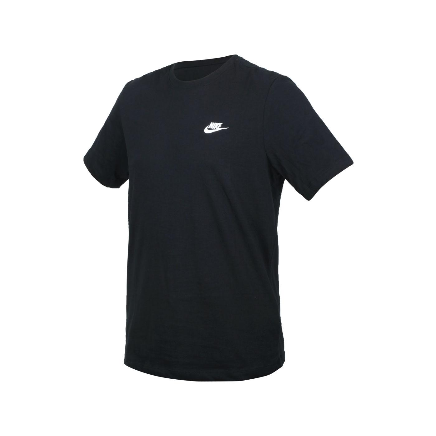 NIKE 男女款短袖T恤 AR4999-013