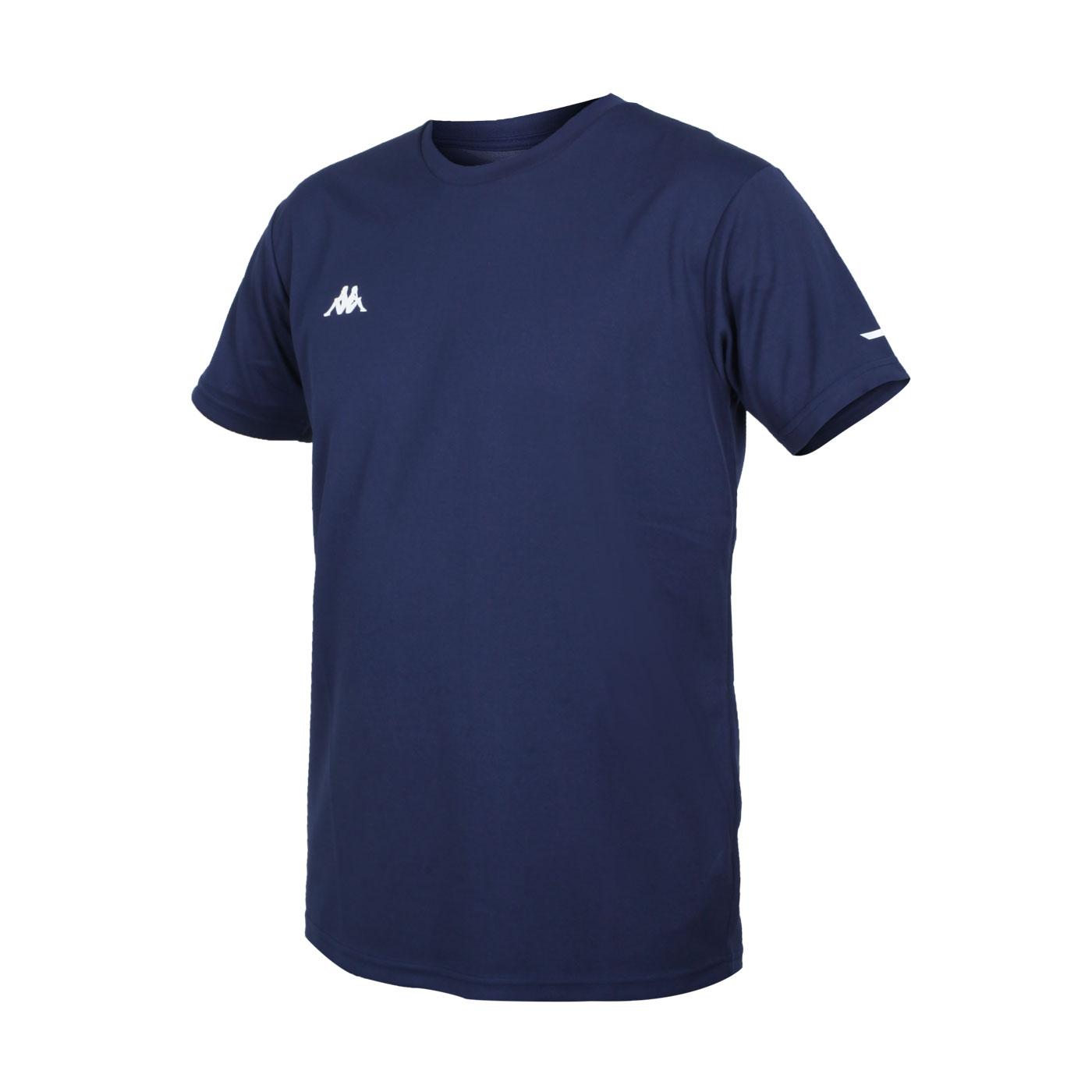 KAPPA 男款K4T短袖T恤 33162PW-B29