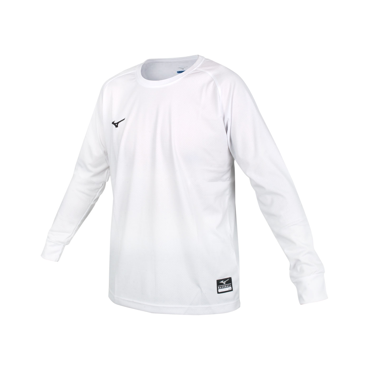 MIZUNO 男款長袖T恤 12TC0L3101