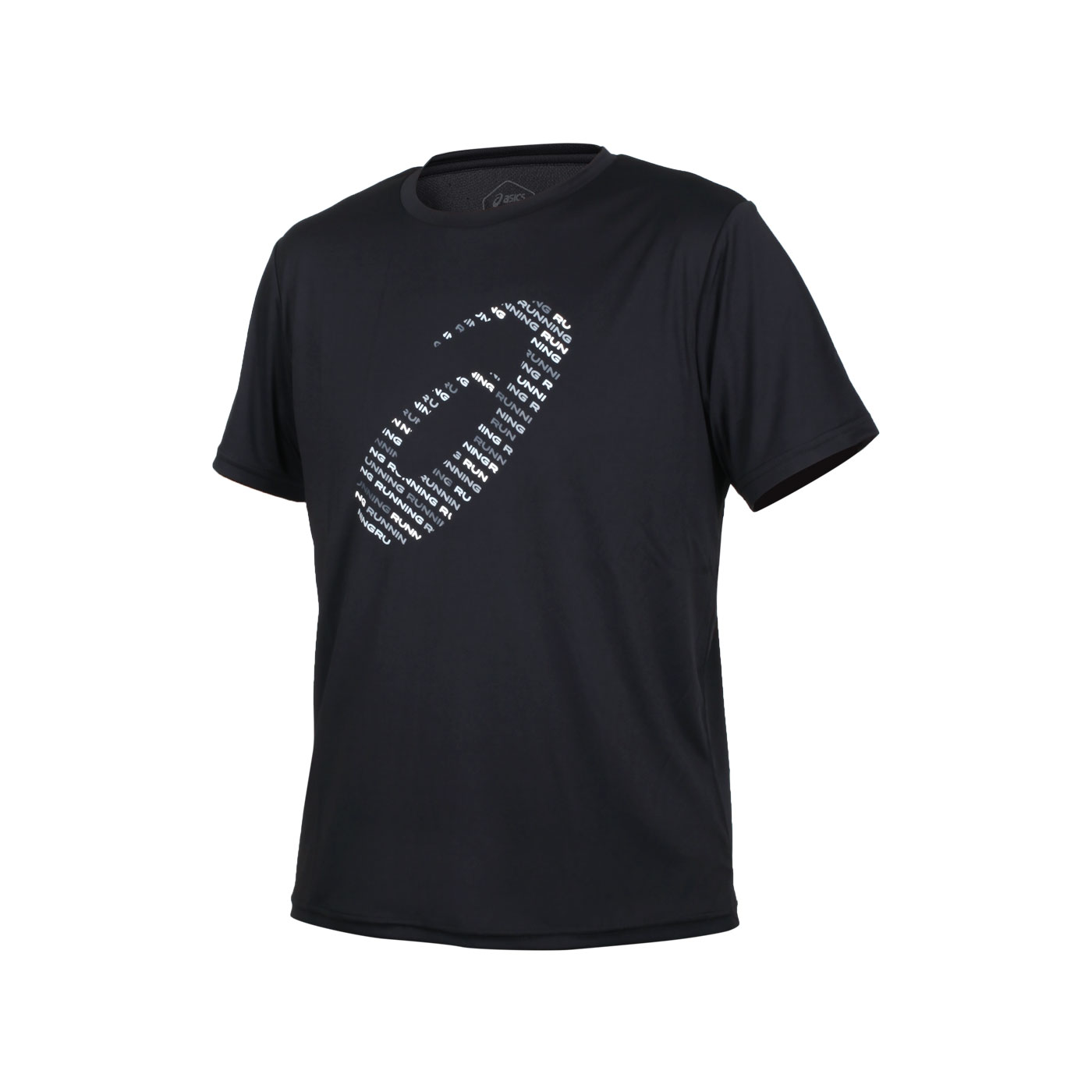 ASICS 男款短袖T恤 2011C348-001