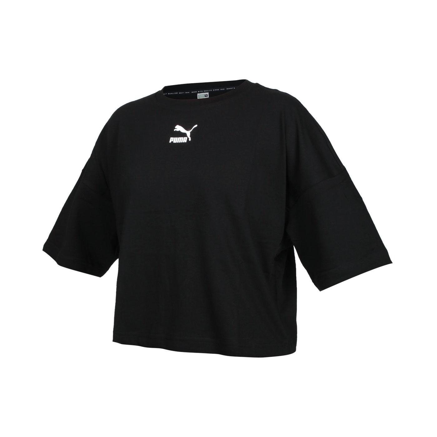 PUMA 女款短袖T恤 53169601