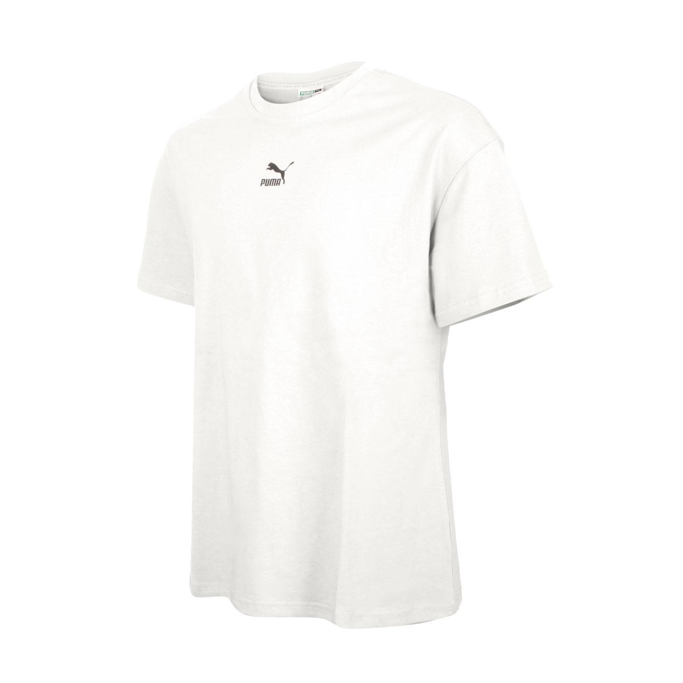 PUMA 男款流行系列Classics寬鬆短袖T恤 53213573