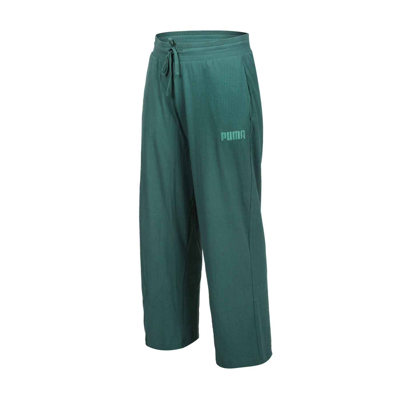 PUMA 女款基本系列Modern Basics羅紋寬褲 58593845