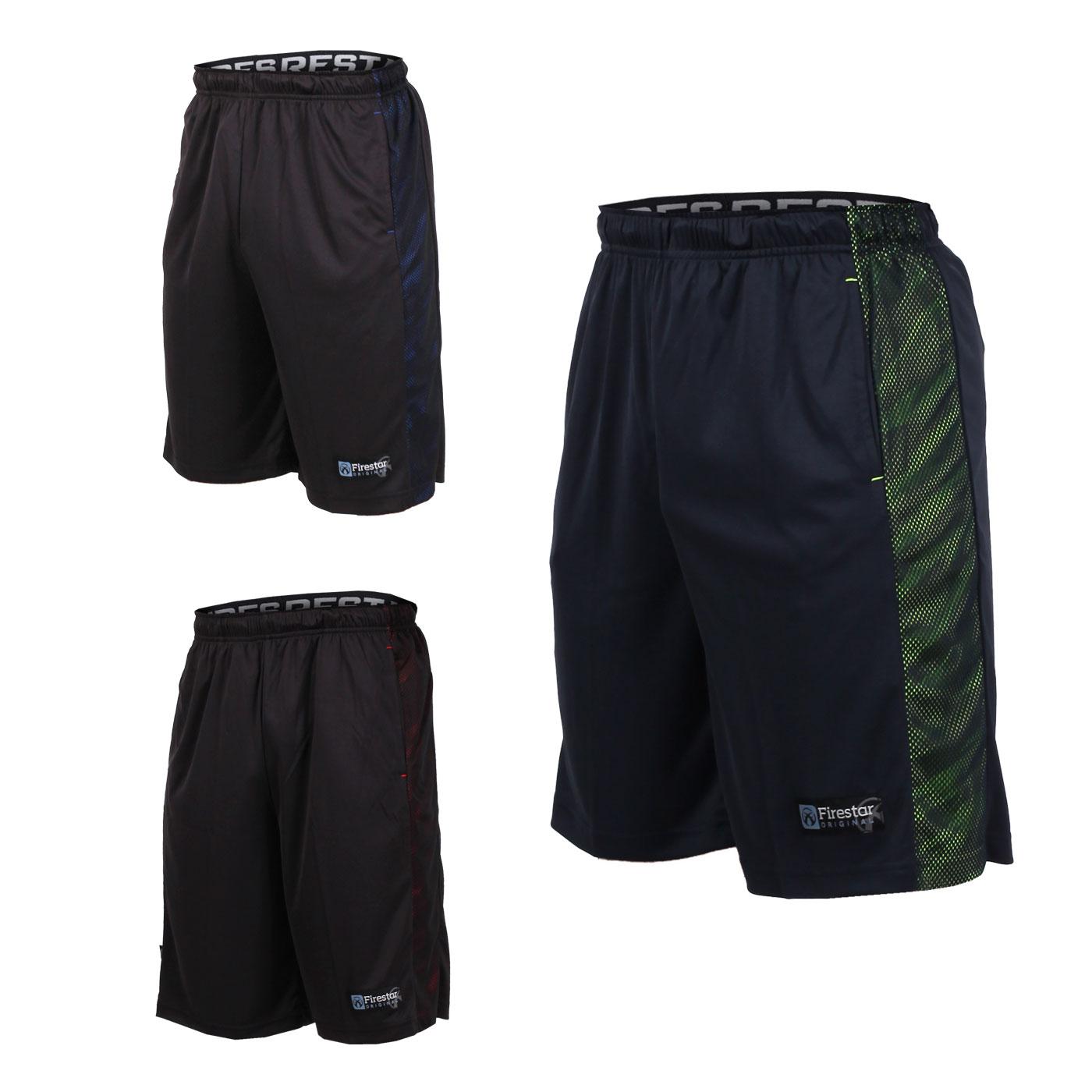 FIRESTAR 男籃球褲 B7603-40