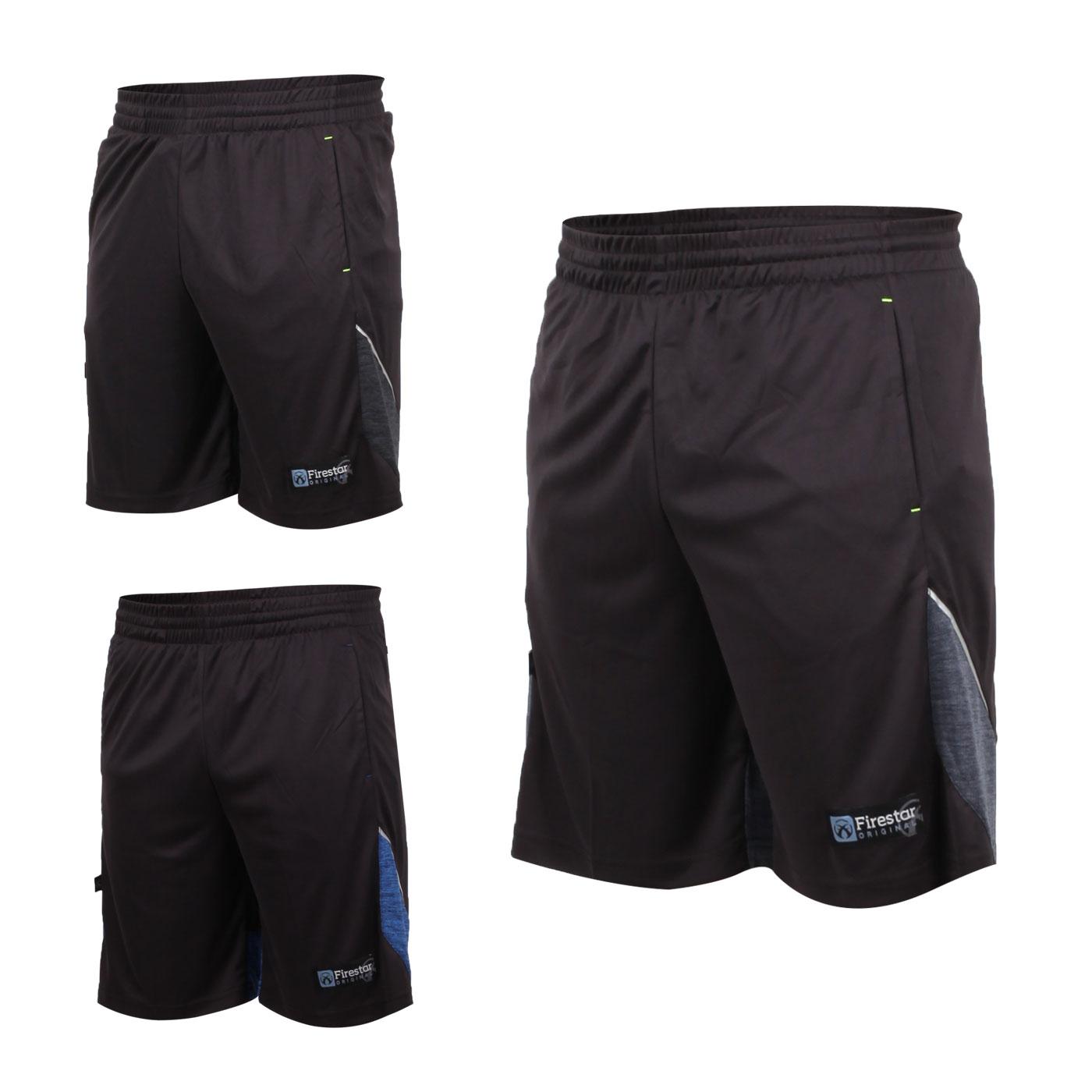 FIRESTAR 男針織籃球短褲 B8003-18