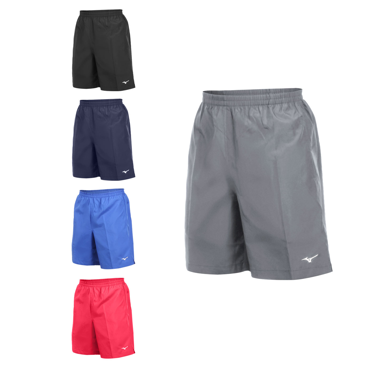 MIZUNO 男路跑短褲 J2TB8A0205