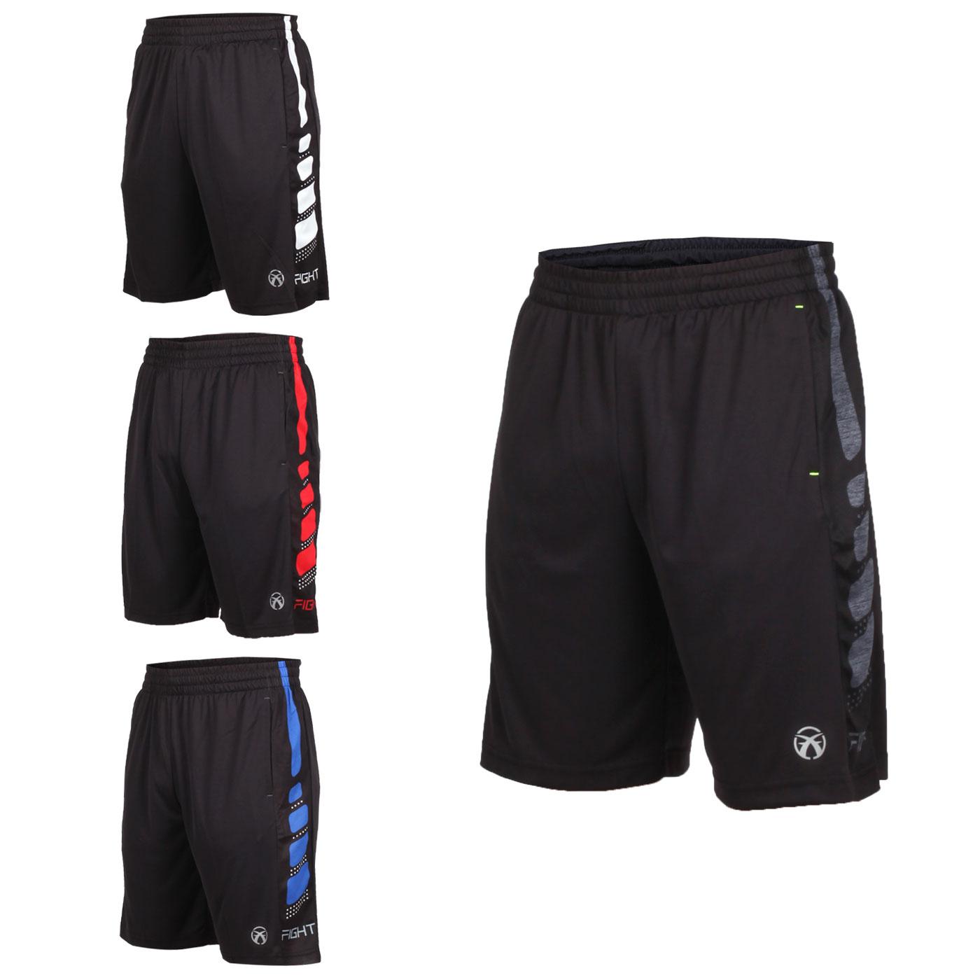 FIRESTAR 男款吸濕排汗籃球短褲 B9201-18