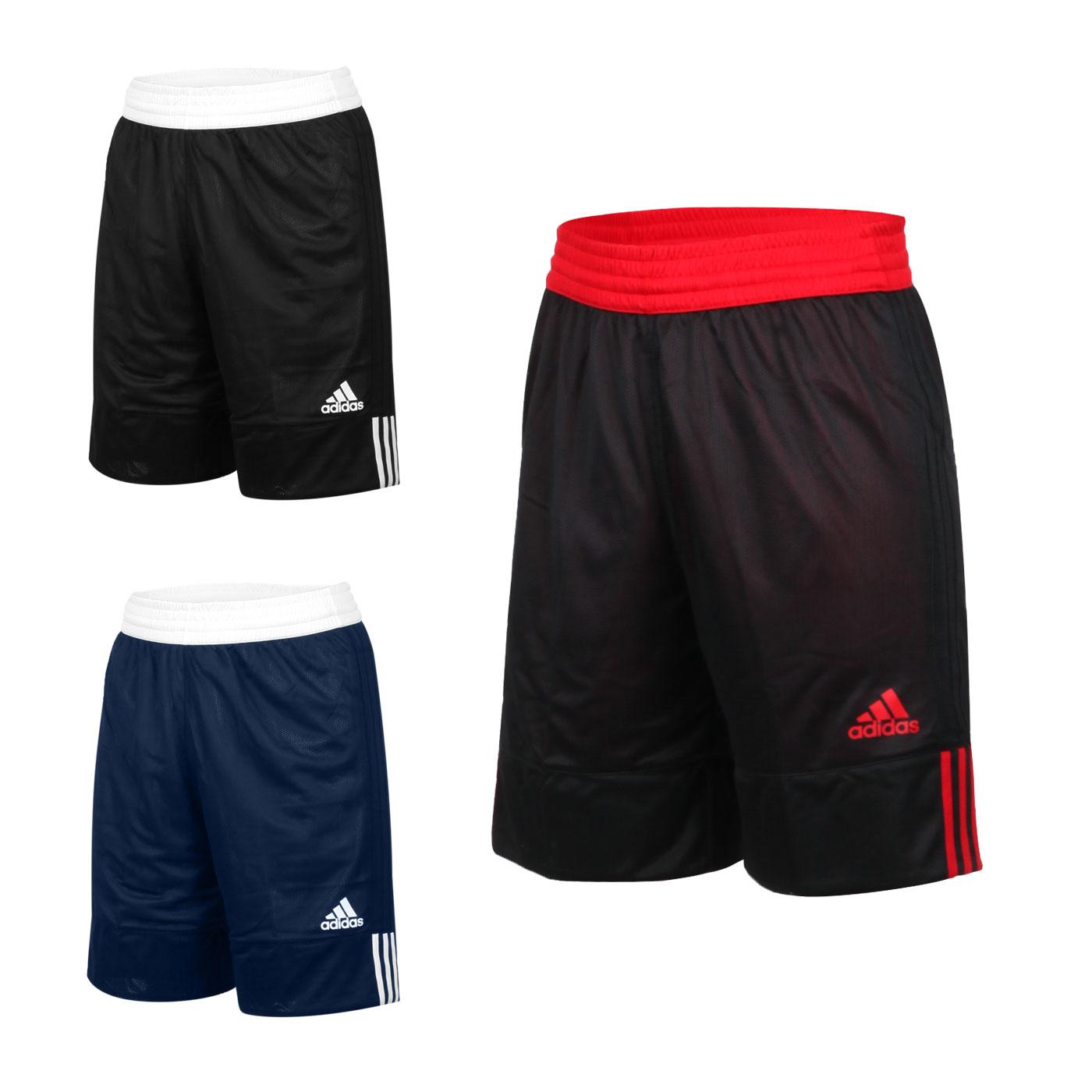 ADIDAS 男款雙面籃球短褲 DX6386