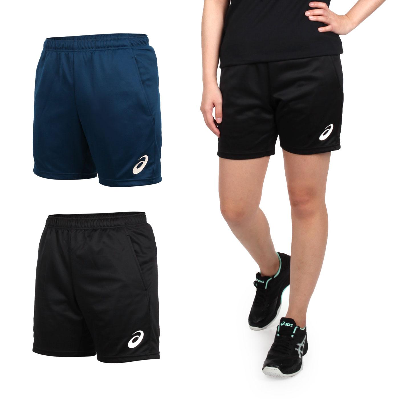 ASICS 女款排球針織短褲 2052A135-401