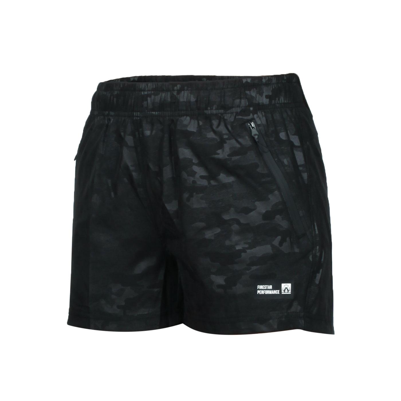 FIRESTAR 女款彈性平織短褲 CL022-10