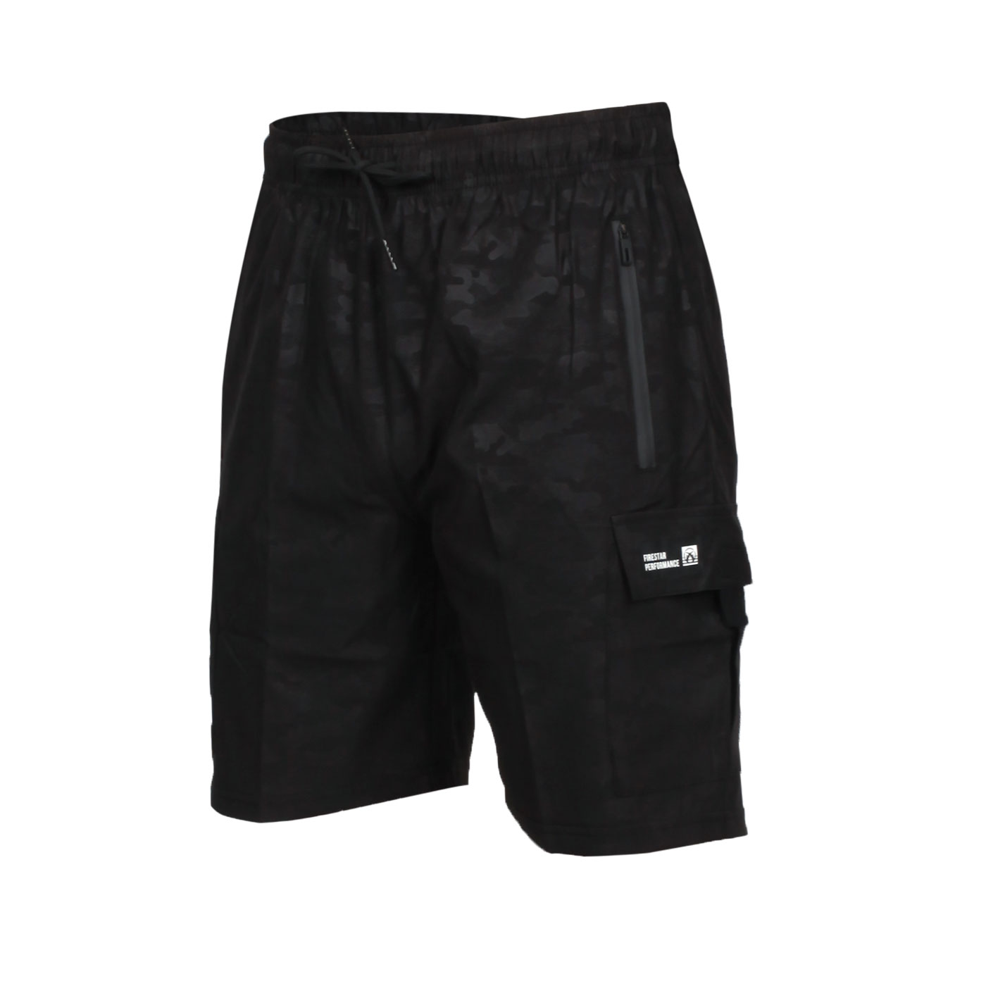 FIRESTAR 男款彈性多口袋短褲 C0519-10