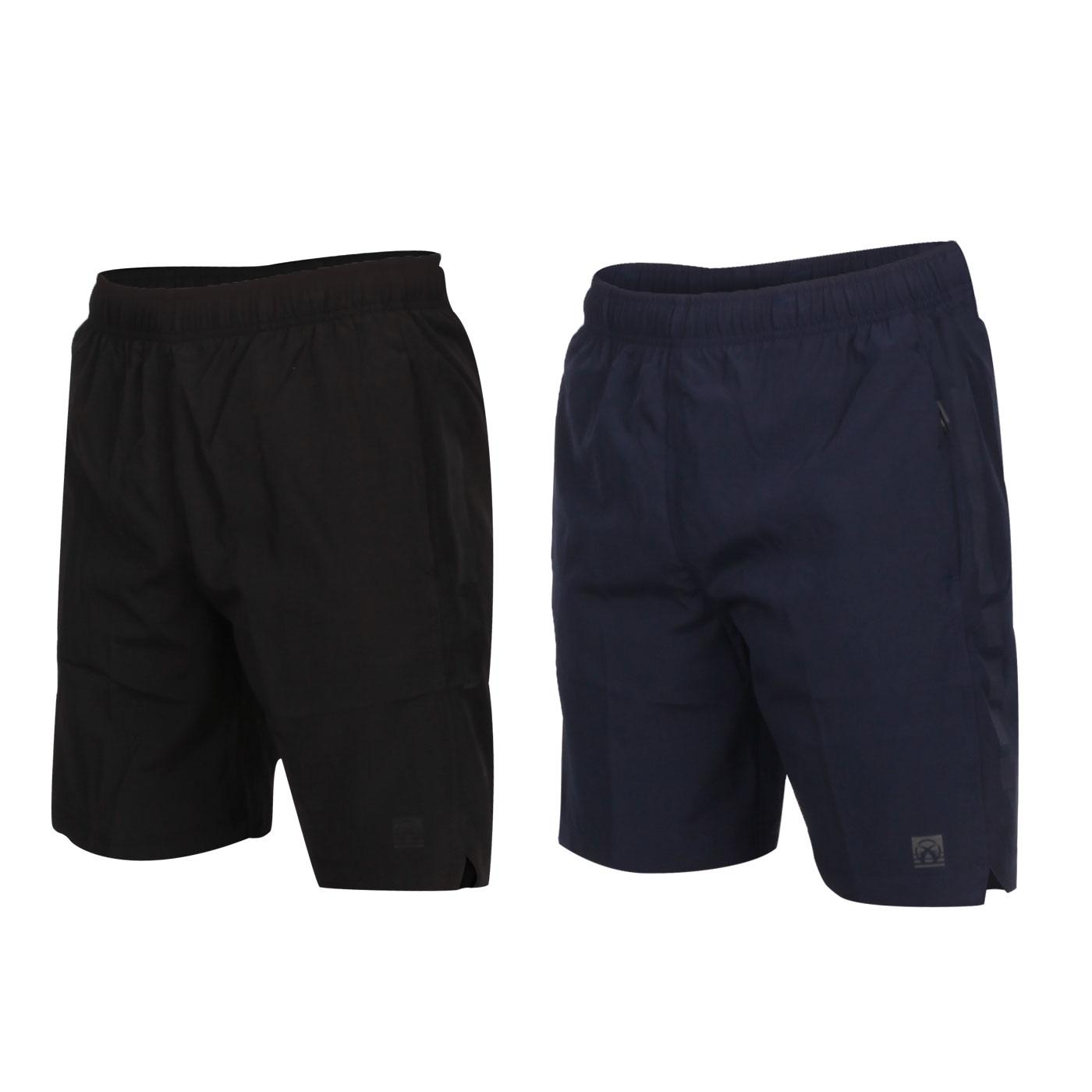 FIRESTAR 男款彈性平織短褲 C0515-10