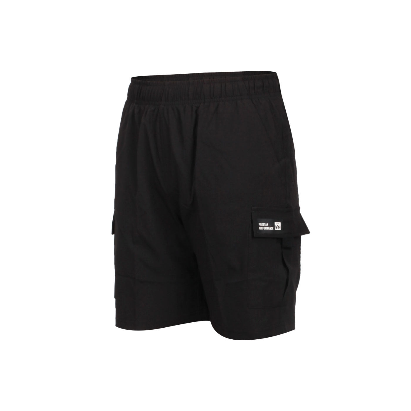 FIRESTAR 女款彈性多口袋短褲 CL027-10