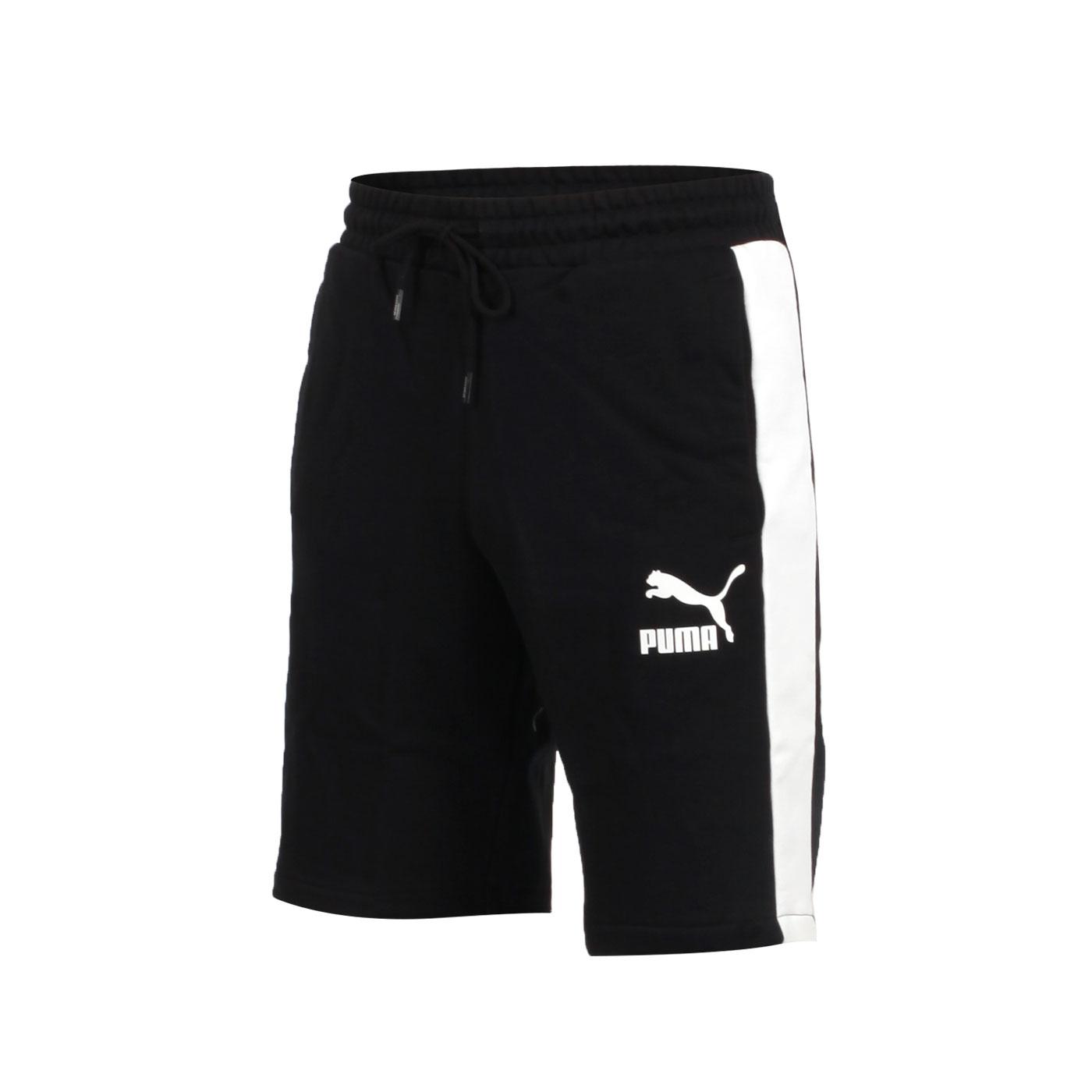PUMA 男款流行系列T7棉質10吋短褲 58155901