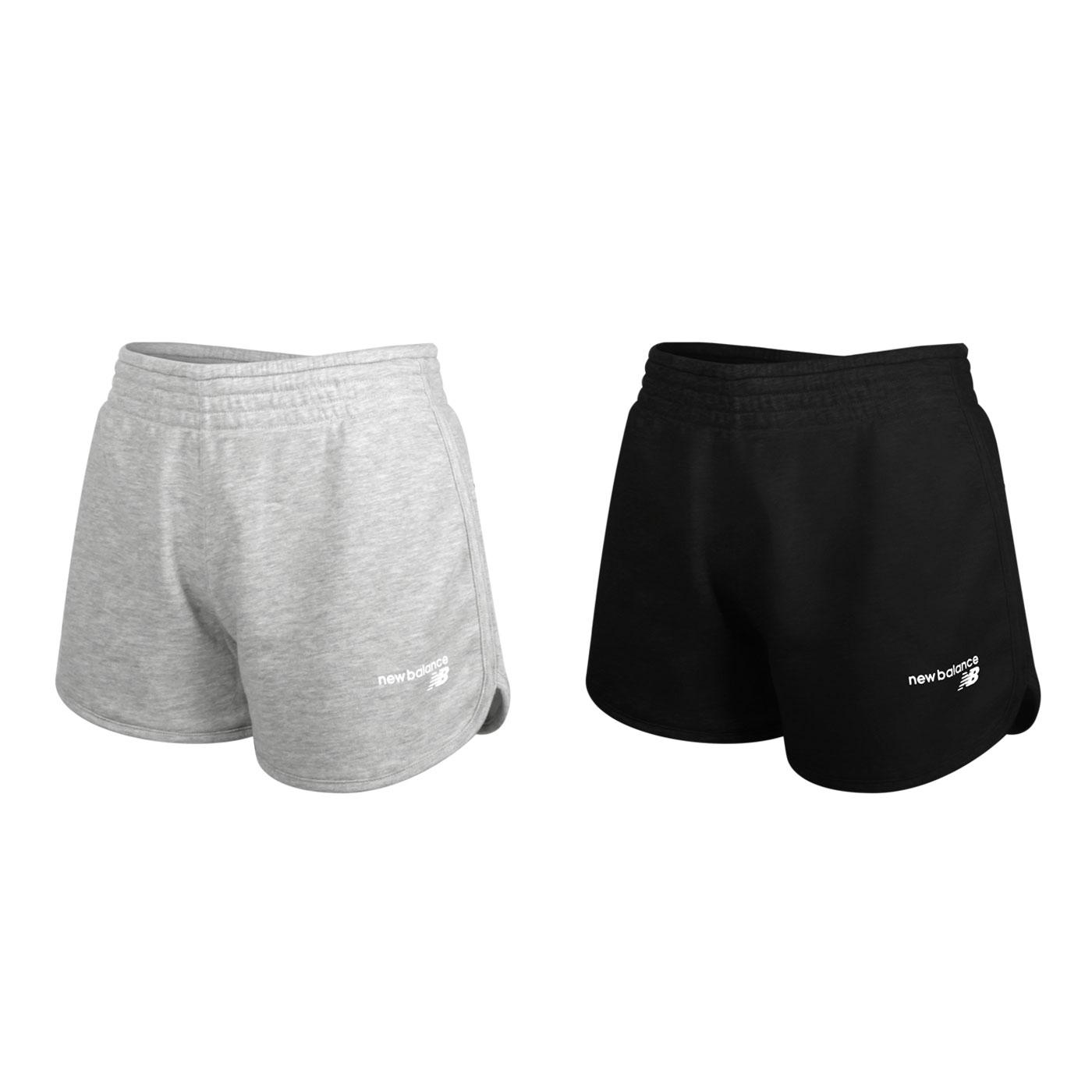 NEW BALANCE 女款運動短褲 WS03801AG
