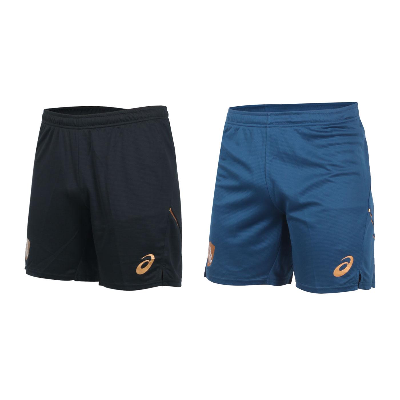 ASICS 男款針織短褲 2051A248-001