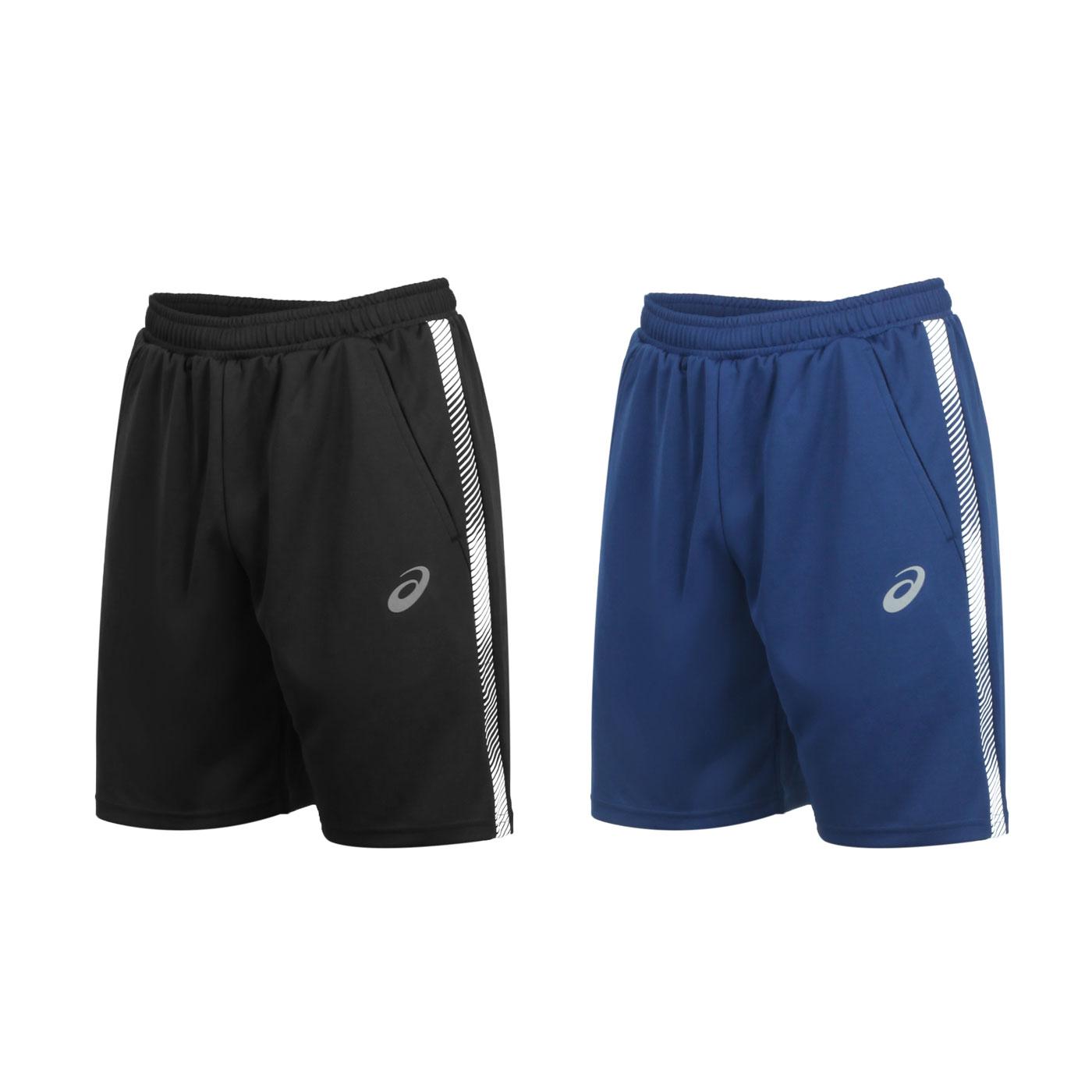 ASICS 男款針織運動短褲 K32036-50