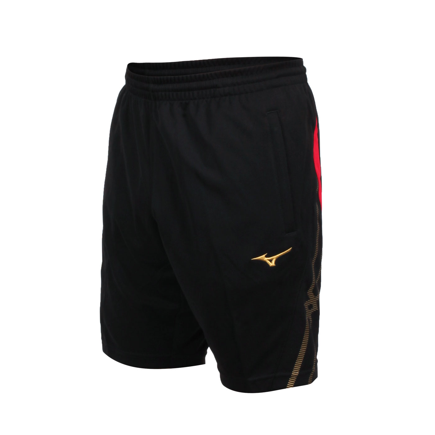 MIZUNO 男款針織運動短褲 32TB100496