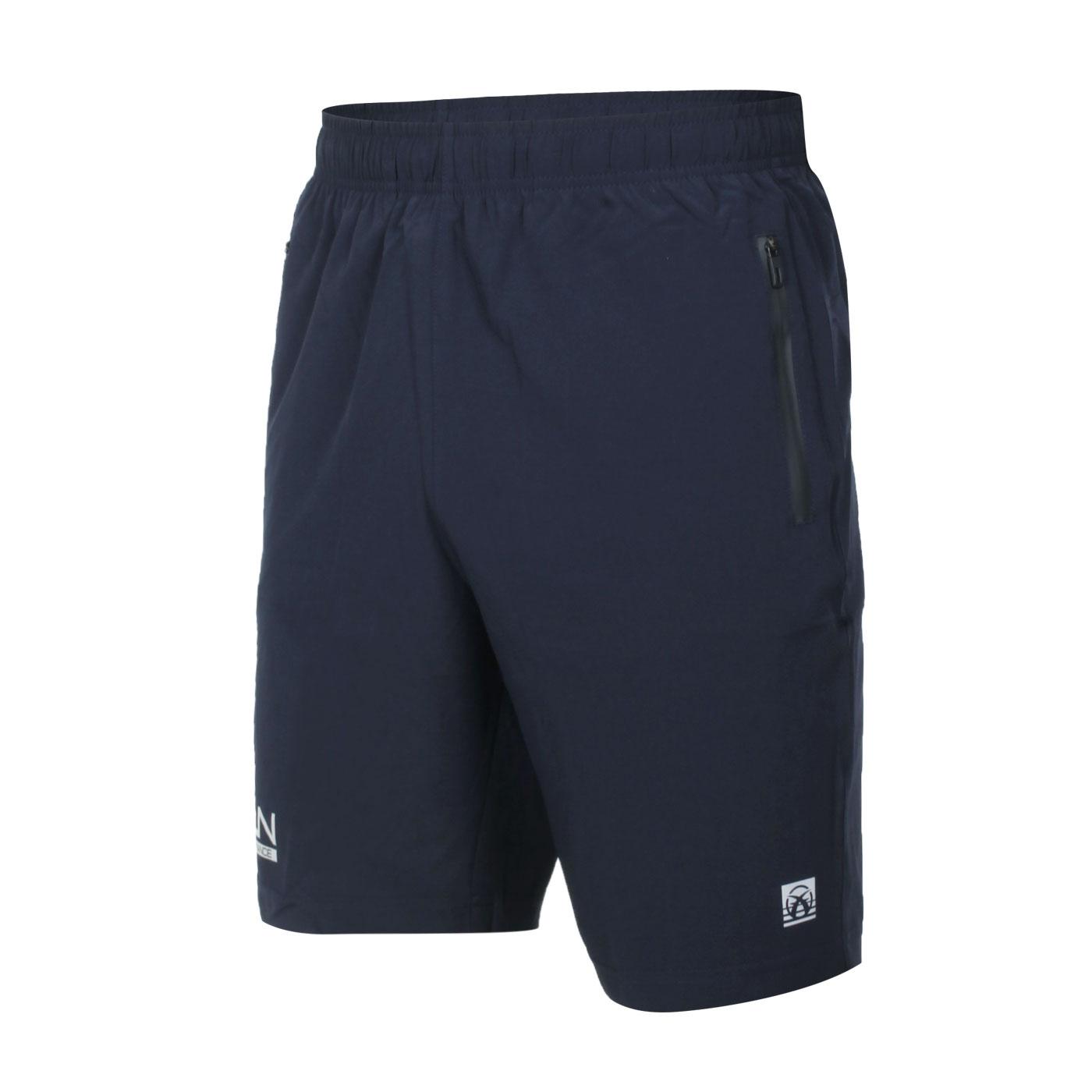 FIRESTAR 男款彈性平織短褲 C1715-93