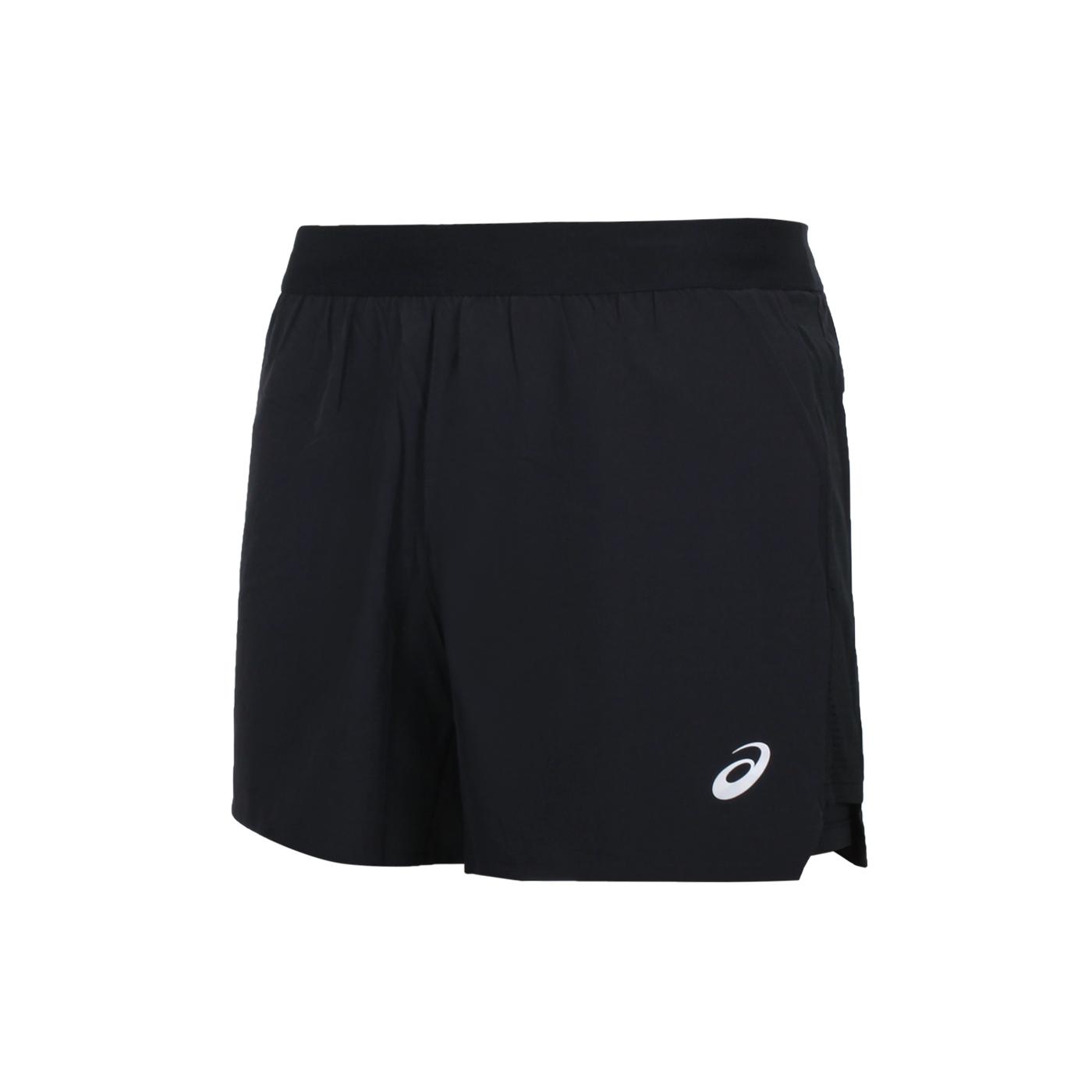 ASICS 男款平織短褲 2011A838-001