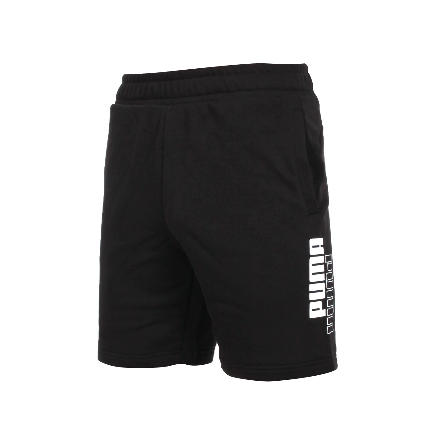 PUMA 基本系列Power Logo男款8吋短褲 58941301