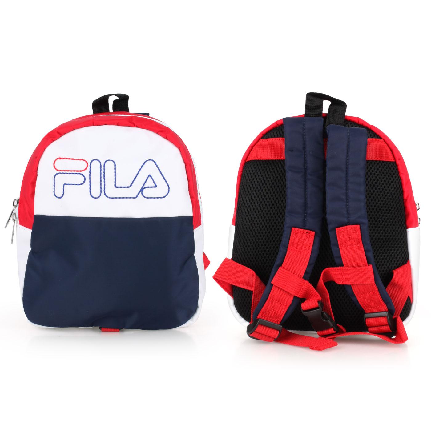 FILA 兒童後背包 BPT-9017-BU