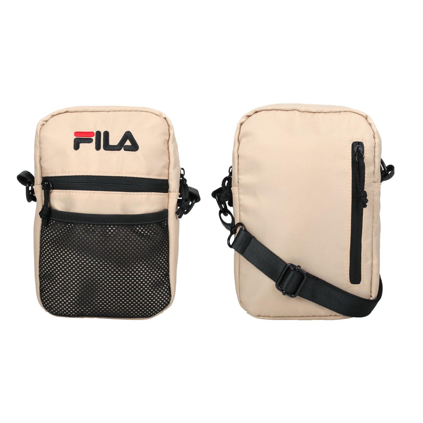 FILA 網袋夾層側背包 BMV-7009-KK