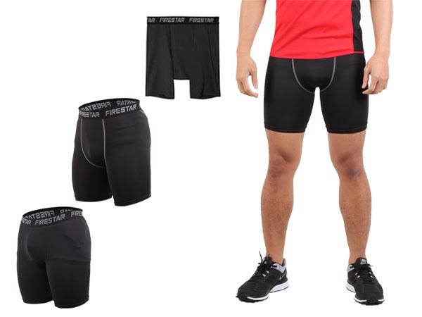 FIRESTAR 機能緊身短褲 N3802-10