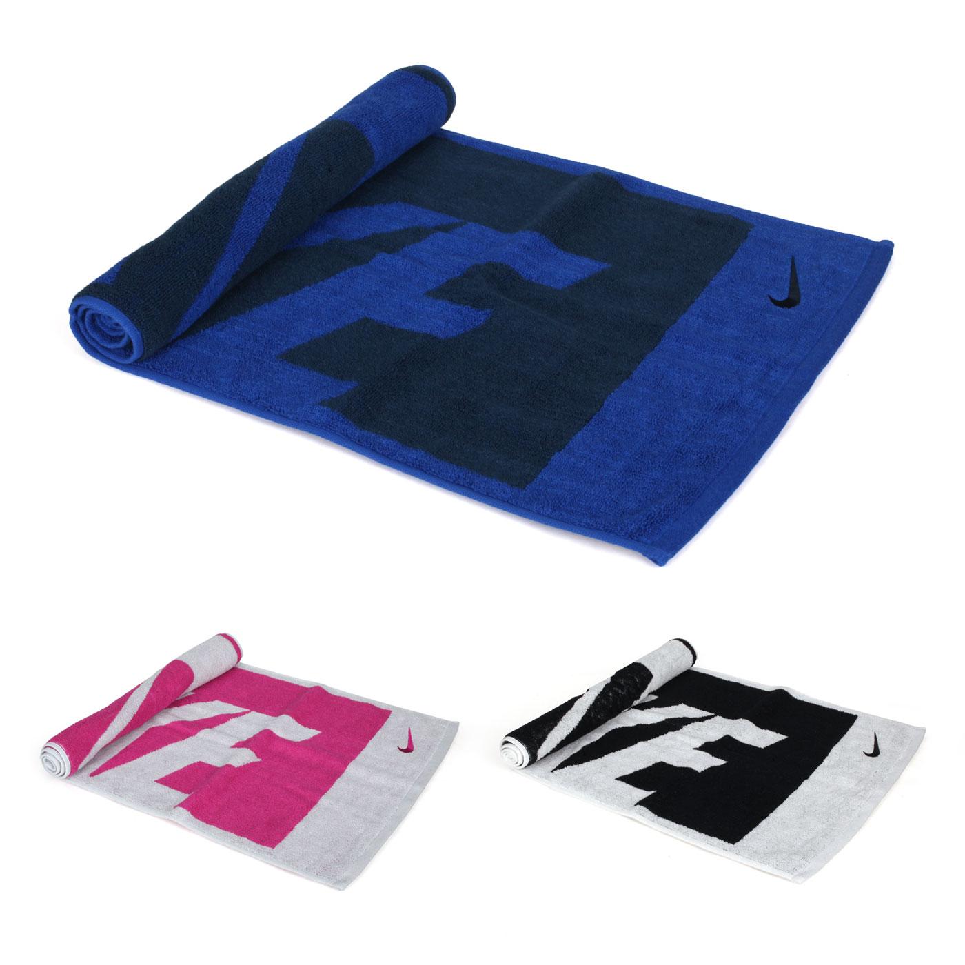 NIKE JACQUARD長型毛巾(中) N1001539036MD