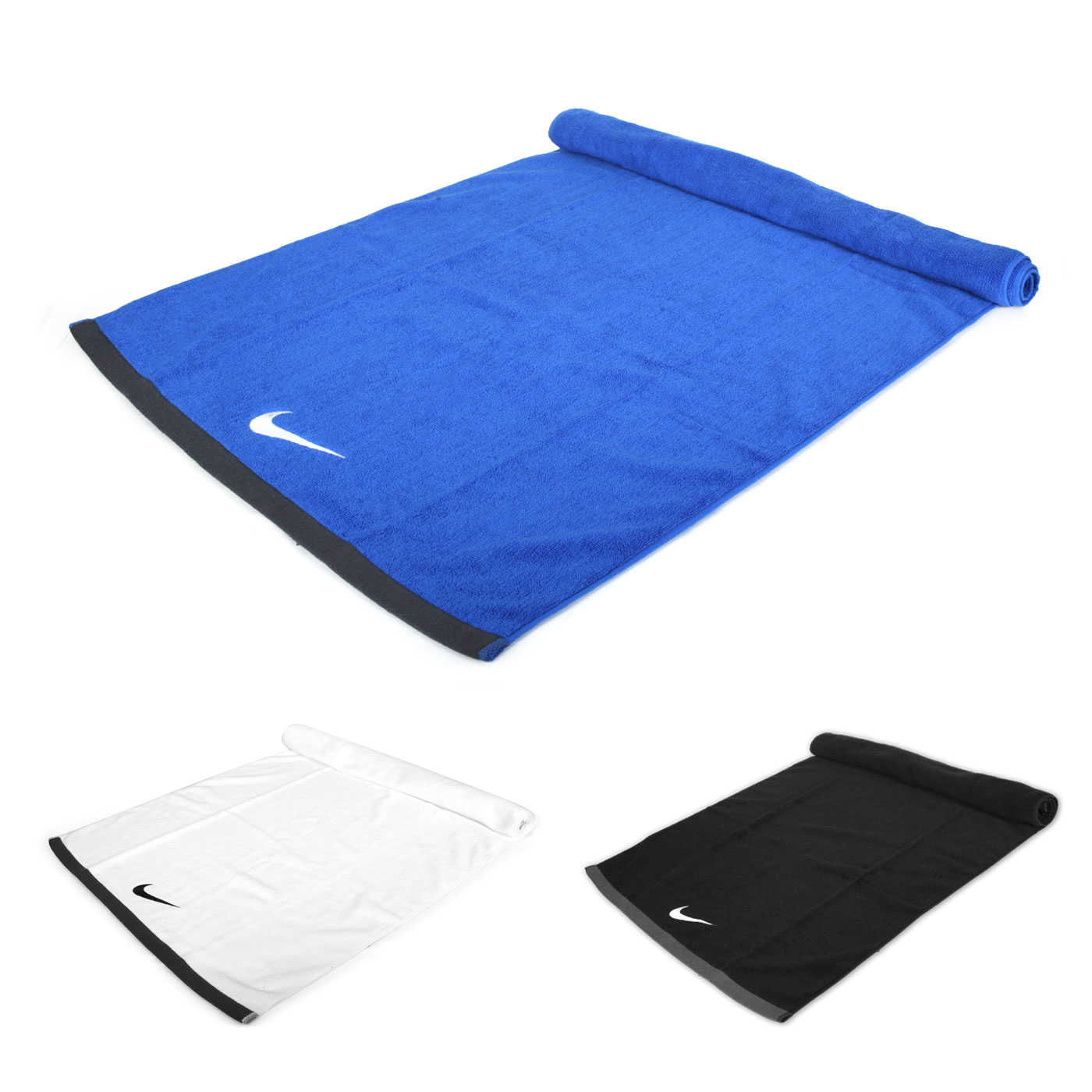 NIKE 運動大浴巾(60*120cm) N1001522010LG