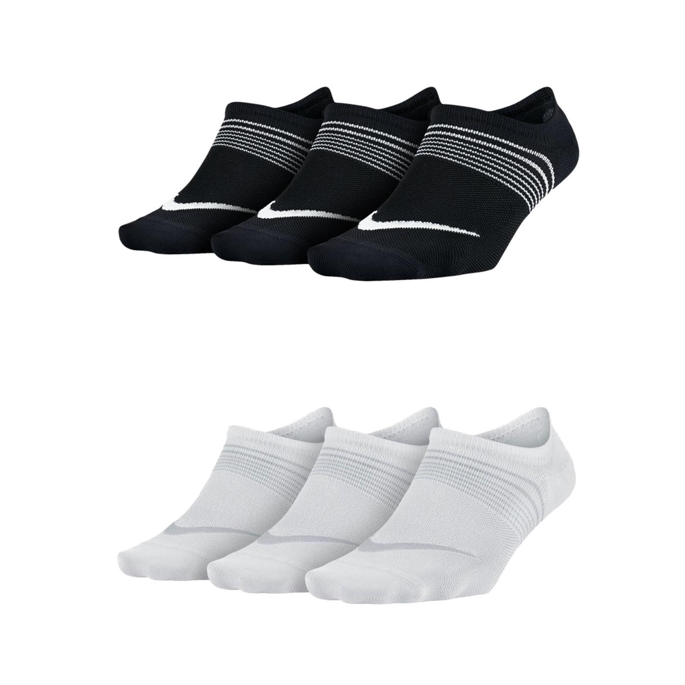 NIKE 三包女子輕質訓練襪 SX5277-100