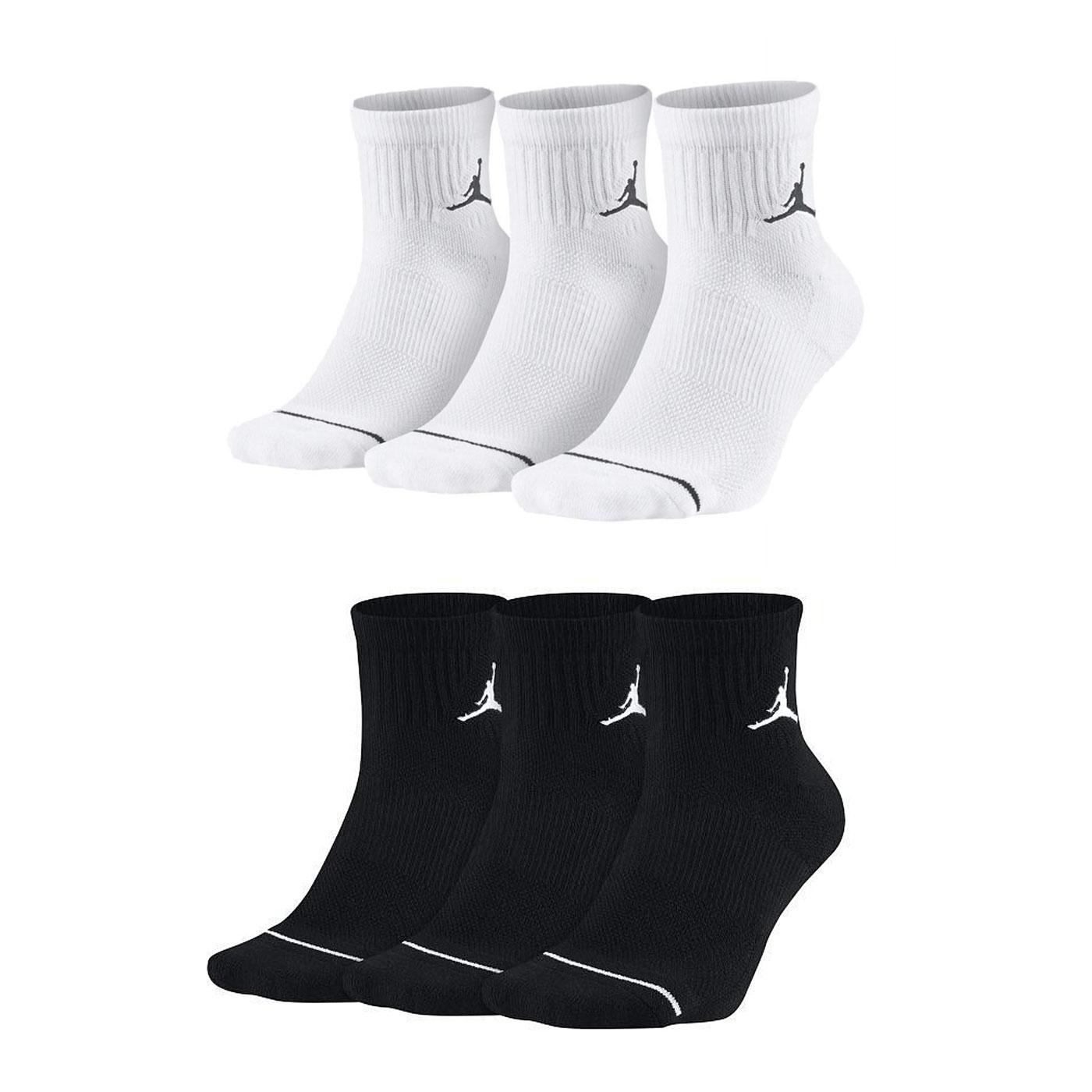 NIKE JUMPMAN籃球襪3PPK SX5544-010