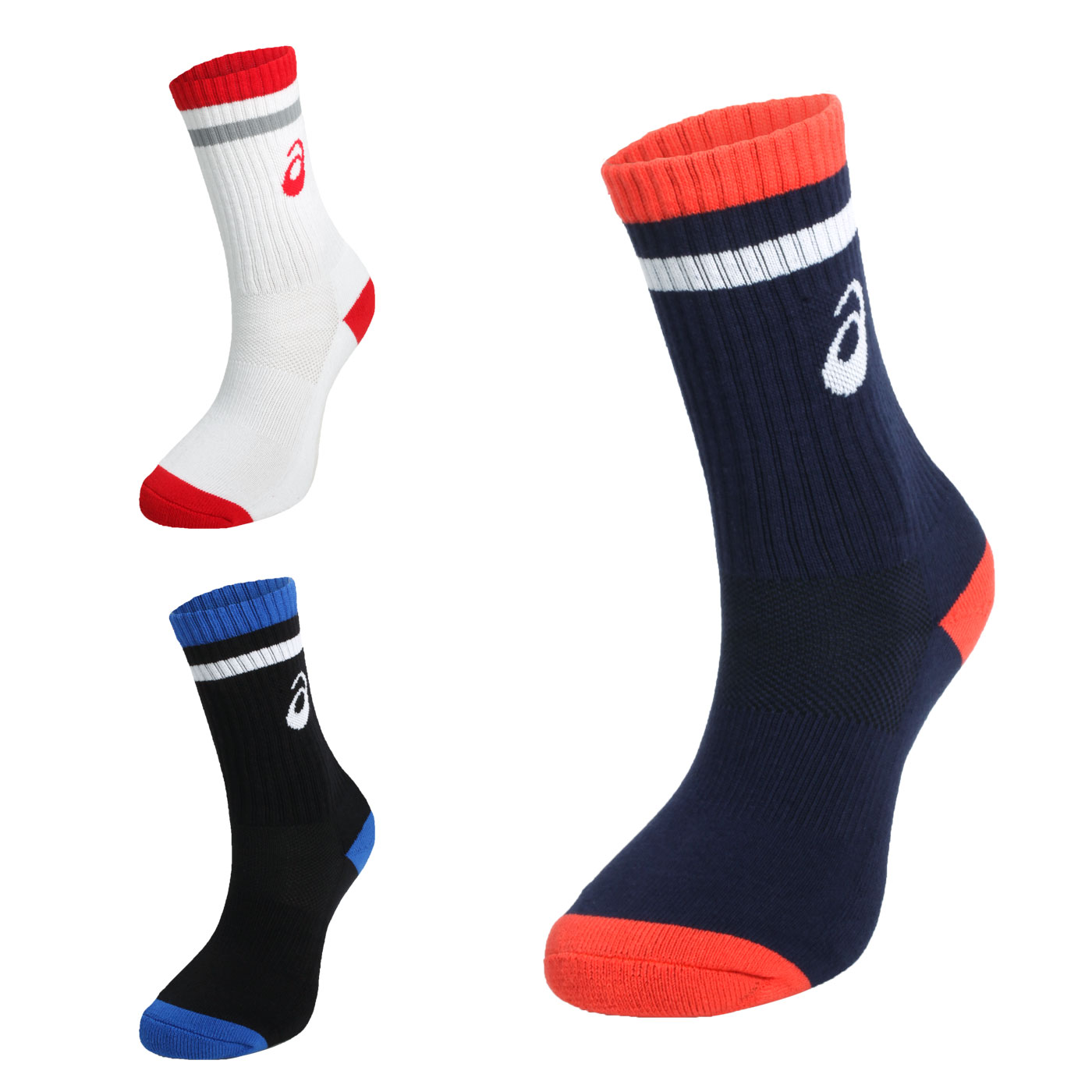 ASICS 排球襪 Z12008-01