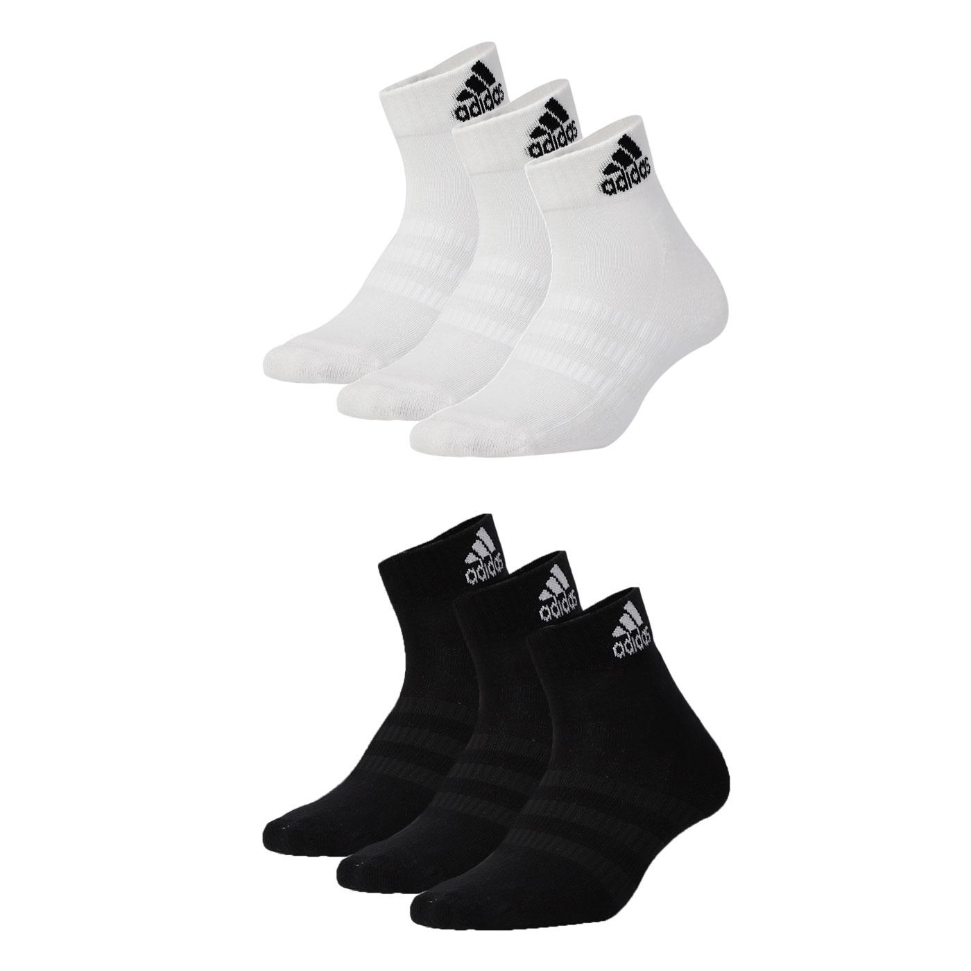 ADIDAS 運動短襪(三雙入) DZ9435